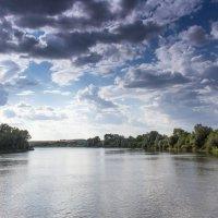 Пейзаж :: Алексей Москалев
