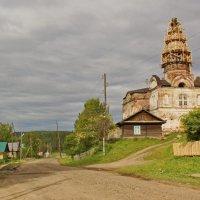 Свято-Троицкий храм в селе Кын :: Валерий Симонов