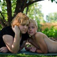 После жаркого дня :: Ирина Шарапова