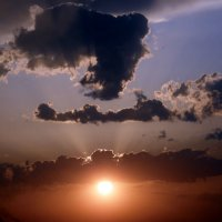 На закате :: Михаил Киселев