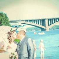 Любовь, молодые, свадьба :: Елена Лакатун