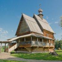Никольская церковь. :: Виктор Евстратов