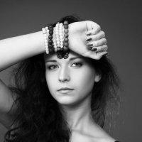 Съемка в студии :: Iuliia Tschernavina