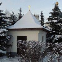 Крестильная часовня Иоанна Предтечи :: Александр Качалин