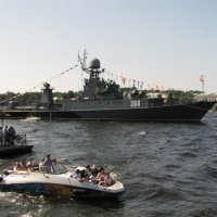 День Военно-морского флота :: Самохвалова Зинаида