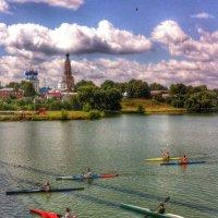 На озере :: Ирина Бирюкова