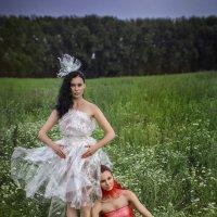Куклы.. :: Любовь Kozochkina