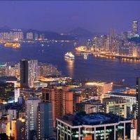 Evening Hongkong :: Георгий Ланчевский