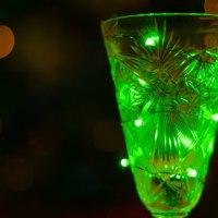 Праздничный бокал шампанского :: Виктор Чебоксаров
