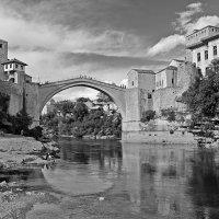 Мостар. Старый мост. :: Рина ***