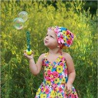 Мыльные пузыри :: Римма Алеева