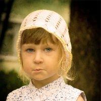 девчушка :: Надежда Горшкова