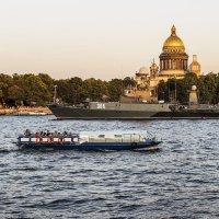 Накануне Дня ВМФ :: Valerii Ivanov
