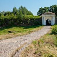 Выборг, дорога к замку :: Aleksandr Zubarev