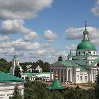 Спасо-Яковлевский Димитриев  мужской монастырь. :: Larisa