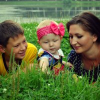 семья :: Юленька Shutova