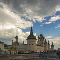 Ростовский кремль (1670—1683) :: sorovey Sol