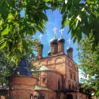 Старые стены 2 :: Ирина Бирюкова