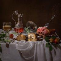 Натюрморт в голландском стиле с мясом :: Светлана Л.