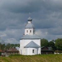 Умели ж предки строить храмы! Ильинская церковь ..... :: Galina Leskova