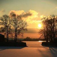 Оранжевый снег :: Михаил Лобов (drakonmick)