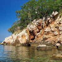 Хорватия.Адриатическое море... :: Александр Вивчарик