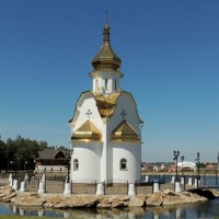 Часовня святого мученика Трифона :: Александр Качалин