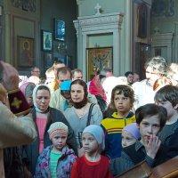 Монастырь.  Пасха Христова. :: Геннадий Александрович