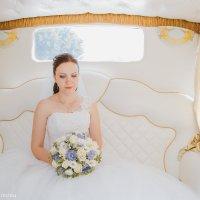 Перед венчанием :: Алена Шпинатова