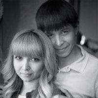 Катя и Ринат :: Anna Lipatova