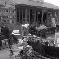 торговка сувенирами :: василиса косовская