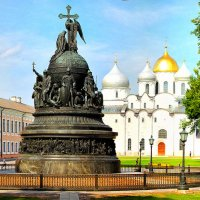 Тысячелетие России :: Карен Мкртчян