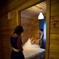 Сборы невесты :: Алексей Мартынов