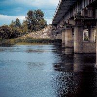 Под мостом :: Роман