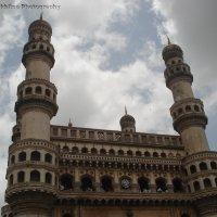 Чарминар - визитная карточка Хайдарабада :: Оксана Шрикантх