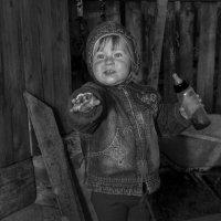 Девочка :: Андрей Качин