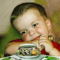 чашка чая :: Владимир Матва