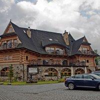 The Hotel in Zakopane :: Roman Ilnytskyi