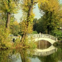 Осень в моём городе. :: Маргарита ( Марта ) Дрожжина