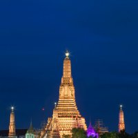 Wat Arun - The Temple of Dawn :: Евгений Логинов