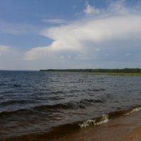 У озера. :: Валентина Жукова