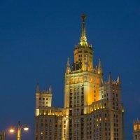 Москва вечерняя 2 :: Константин Сафронов