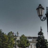 Александровская колонна :: Александр Корчемный