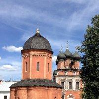 Монастырь :: Ирина Бирюкова
