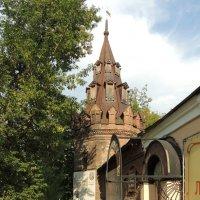Башня ограды Старообрядческой общины (3) :: Александр Качалин