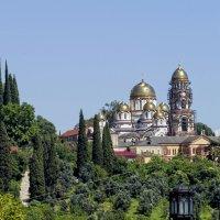 Ново-Афонский монастырь у Афонской горы :: sorovey Sol