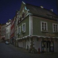 Ночной  Крумлов. :: Барбара