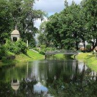 Никольское кладбище в Александроневской лавре :: anna borisova