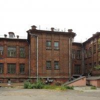 Здание больницы Старообрядческой общины :: Александр Качалин