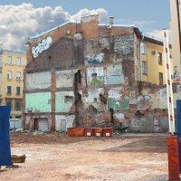 Здесь когда-то жили :: Лариса Андрушкевич